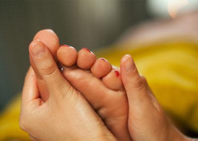 Sung Reï pieds