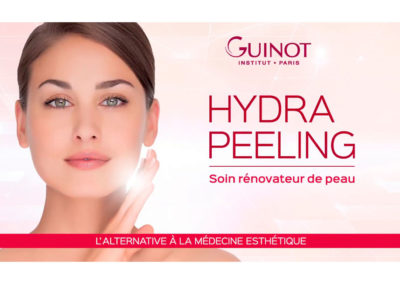 Soin Hydra Peeling